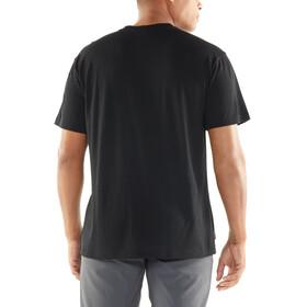 Icebreaker Tech Lite Good Stuff SS Crewe Shirt Men black